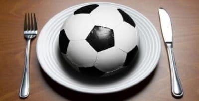 Futsal diet programme