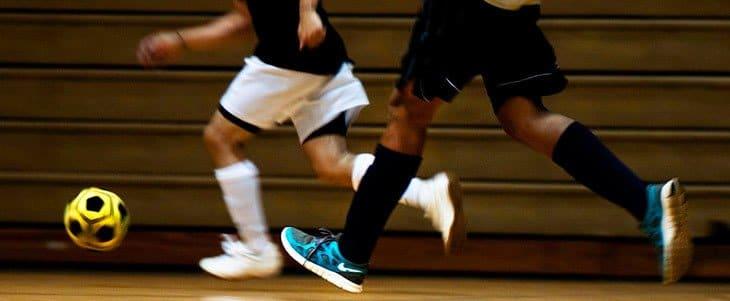 Futsal defensive drills