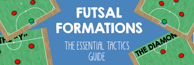 futsal formations tactics strategy