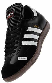 samba futsal shoes